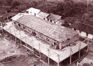 Construcción planta fisica corinmaculado